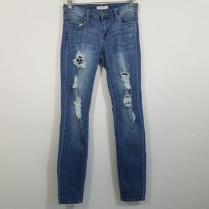 Cello Distressed Jeans Size 7